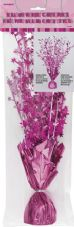 Pink Glitz Balloon Weight Table Centrepiece